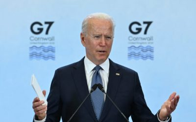 G-7 Leaders to Take On Beijing's Debt Trap Diplomacy
