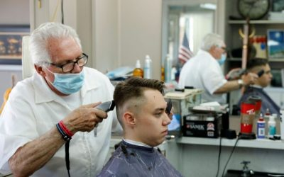 Michigan Barber Fined $9,000 for Opening Shop, Cutting Hair at Capitol Protest