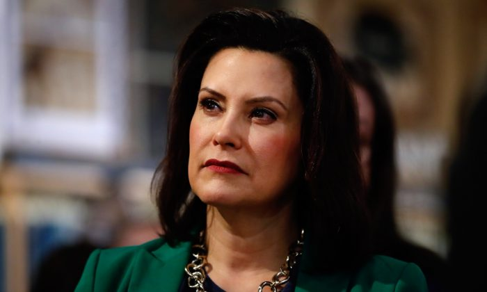 Gretchen Whitmer Being Investigated by Federal Officials Over Trip to Florida During COVID Restrictions