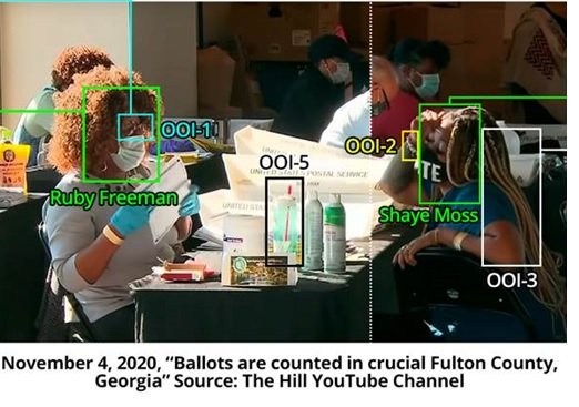 Georgia Elections Officials Hired Thousands of Individuals Tied to the ACLU and other Leftist Groups for the 2020 Election – What Could Go Wrong?