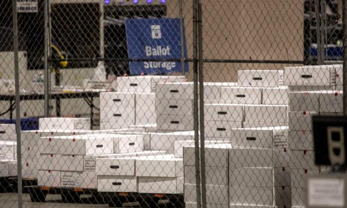 Tens of Thousands of Pennsylvania Ballots Returned Earlier Than Sent Date: Researcher