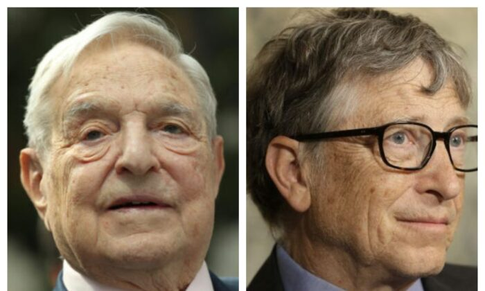Bill Gates and George Soros-Backed Organization Buys Out COVID-19 Testing Company