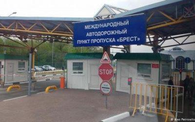 Lukashenko Orders Closing Belarus' Borders