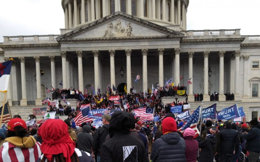 Are US Capitol Police Hiding Permit for January 6 Demonstrations?
