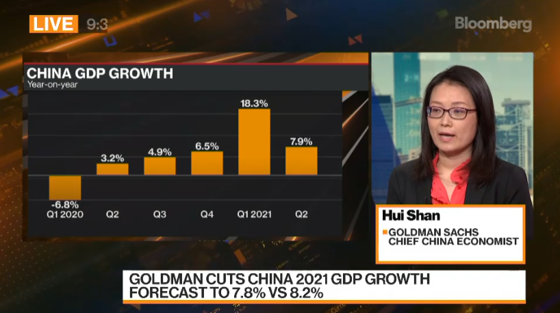 China Hidden Local Government Debt Is Half of GDP, Goldman Says